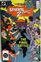 Comic Book - DC Comics - Spiral Zone #4
