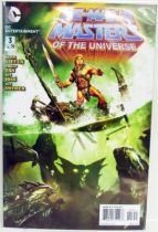 Comic Book - DC Entertainment - Masters of the Universe #3 (2012 series)
