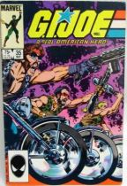 Comic Book - Marvel Comics - G.I.JOE #035