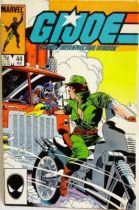 Comic Book - Marvel Comics - G.I.JOE #044