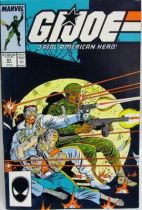 Comic Book - Marvel Comics - G.I.JOE #061