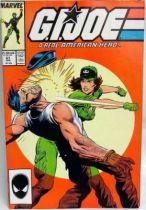 Comic Book - Marvel Comics - G.I.JOE #067