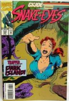 Comic Book - Marvel Comics - G.I.JOE #143