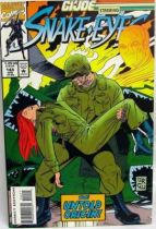 Comic Book - Marvel Comics - G.I.JOE #144