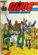 Comic Book - Marvel Comics - G.I.JOE European Missions #1
