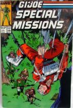 Comic Book - Marvel Comics - G.I.JOE Special Missions #04