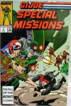 Comic Book - Marvel Comics - G.I.JOE Special Missions #08