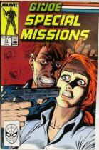 Comic Book - Marvel Comics - G.I.JOE Special Missions #11