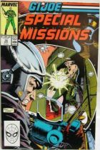 Comic Book - Marvel Comics - G.I.JOE Special Missions #19