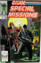 Comic Book - Marvel Comics - G.I.JOE Special Missions #21