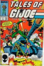 Comic Book - Marvel Comics - Tales of G.I.JOE #1