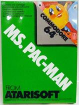Commodore 64 - Ms. Pac-Man