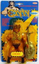 Conan (Remco-Delavennat) - Conan the King (mint on French card)