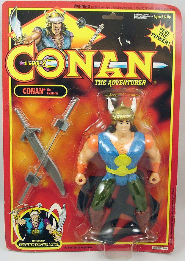 Conan l\'Aventurier - Hasbro - Conan l\'Explorateur (sous blister)