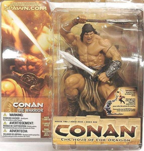 Conan le Barbare - McFarlane Toys - Conan the Warrior
