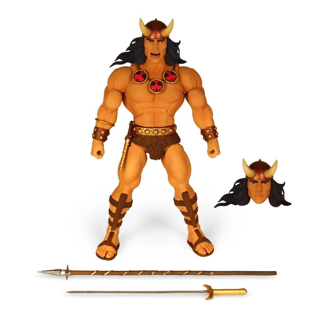 Conan le Barbare - Super7 - Conan - Figurine Classics deluxe 17cm