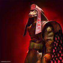 Conan le Barbare (1982 Movie) - Super7 - Demigod Serpent Thulsa Doom - Figurine Ultimate deluxe 17cm