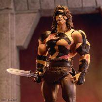 Conan le Barbare (1982 Movie) - Super7 - War Paint Conan - Figurine Ultimate deluxe 17cm