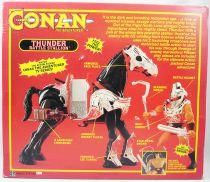 Conan The Adventurer - Hasbro - Conan & Thunder Battle Stallion (Mint in box)