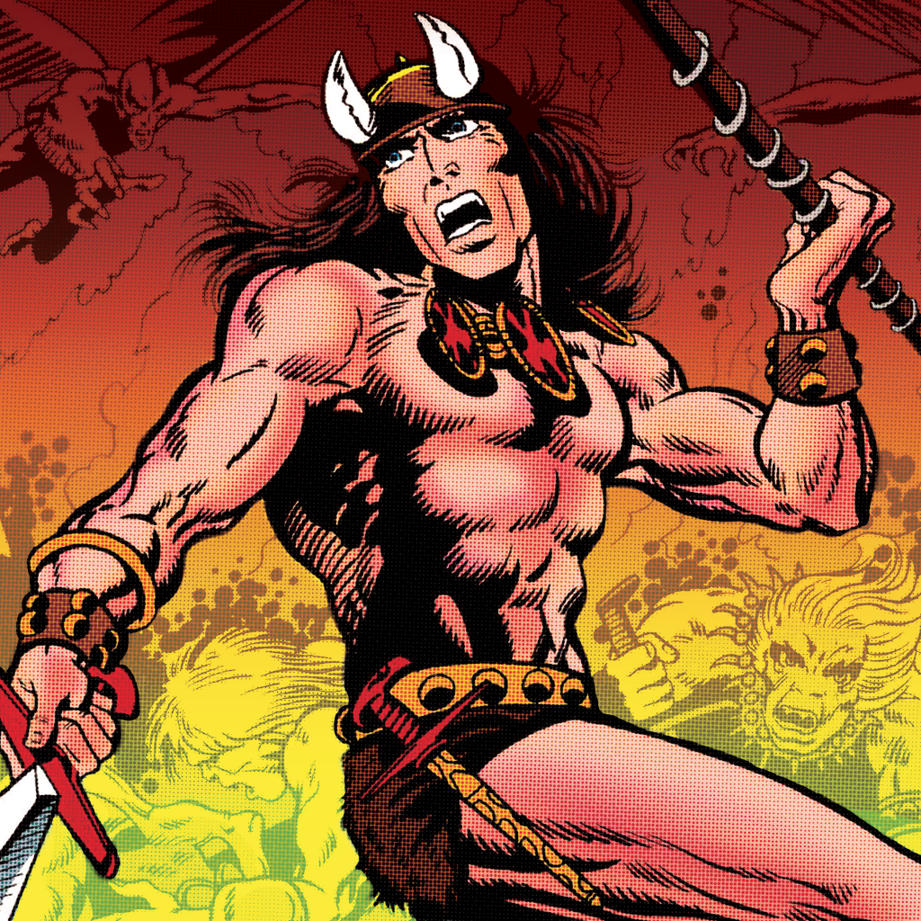 """Conan the Barbarian - Super7 - Conan Classics 7\"""" deluxe figure"""