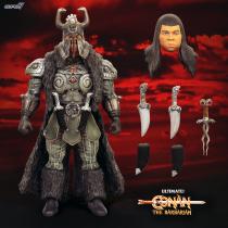 """Conan the Barbarian (1982 Movie) - Super7 - Thulsa Doom - Classics 7\"""" Ultimate figure"""