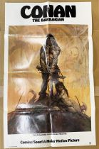 Conan The Barbarian (Preview) - Affiche 56x90cm - Universal Pictures 1982
