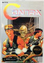 Contra (Probotector) - Bill & Lance - Figurines Player Select NECA