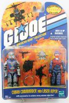 (copie) G.I.JOE - 2001 - Destro & Fast Blast Viper