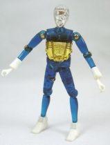 Micronauts - Time Traveler (Bleu) loose