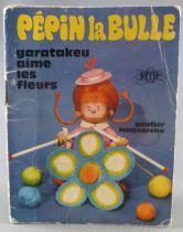 (copie) Pépin la Bulle - Mini-Album Editions Gautier-Languereau ORTF 1970 - La Magie de la Peinture