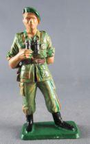 (copie) Starlux - Headquarter - Serie Luxe speciale - Officer green beret binoculars réf (5367)