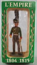 (copie) Starlux - Napoleonic - Foreign Regiments - Prussian Officer Bat. Chasseur 1808 (ref 423/SES103/FH60392)