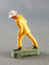 (copie) Starlux 20mm (1/87°) -  Rail Workers - With pick hammer (ref N°36)