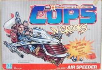 C.O.P.S. & Crooks - Jail Bird Air Speeder / Evasion Airmax