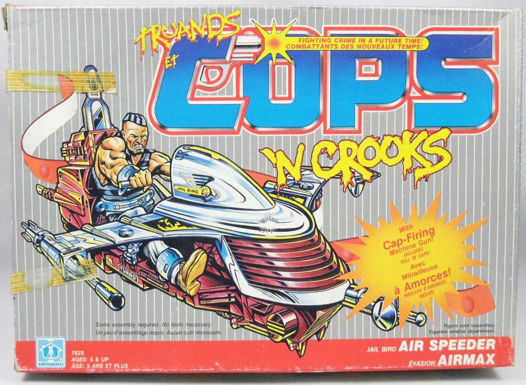 C.O.P.S. & Crooks - Jail Bird Air Speeder