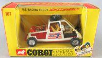 Corgi Toys 167 - U.S. Racing Buggy Mint in Box 1:43