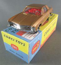 Corgi Toys 245 - Buick Riviera Repeinte Boite Repro 1/43