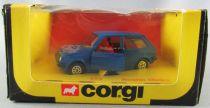 Corgi Toys 275 - Austin Metro Blue Neuve Boite 1/36