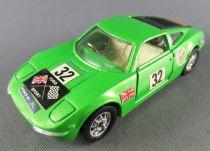 Corgi Toys 316 - Ford GT 70 Verte #32 1/43 sans Boite