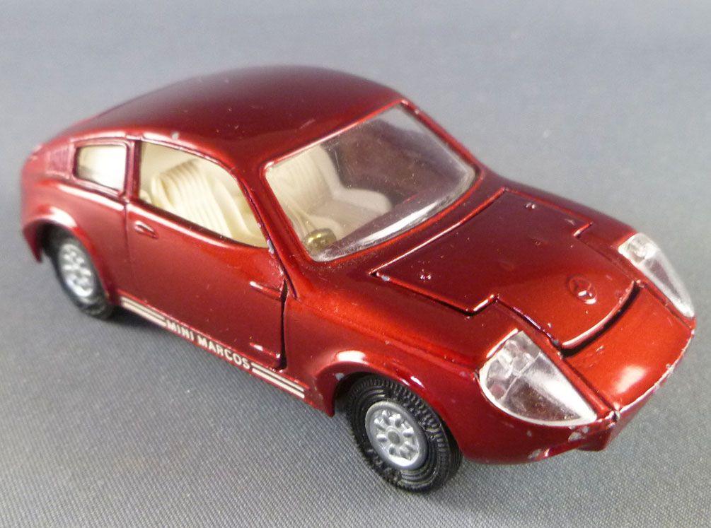 Corgi Toys 341 Mini Marcos Gt 850 with Box