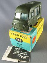 Corgi Toys 359 - Army Field Kitchen Near Mint in Box 1:43