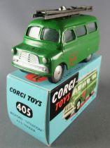 "Corgi Toys 405 - Bedford \""Utilecon\"" AFS Tender Near Mint Repro Box"
