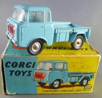 Corgi Toys 409 Forward Control Jeep FC-150 avec Boite