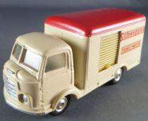 Corgi Toys 411 - Karrier Bantam Rare Version Schweppes 100% d\'origine 1/43
