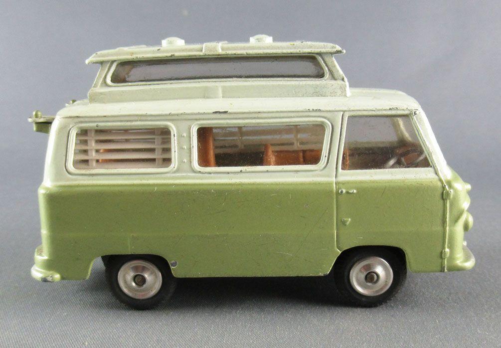 Corgi Toys 420 - Ford Thames Airborne Caravan avec Boite Repro