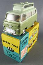 Corgi Toys 420 - Ford Thames Airborne Caravan Proche Neuf Boite