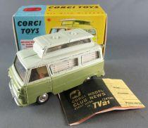 Corgi Toys 420 - Ford Thames Airborne Caravan with Repro Box