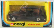 Corgi Toys 425 - Austin London Taxi Mint in Box 1:36