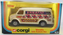 Corgi Toys 431 - Vanatic US Custom Van Mint in Box