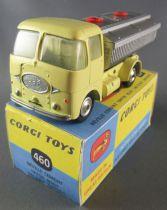 Corgi Toys 460 - Camion Ciment Neville Cement Tipper ERF Model 64G Repeint Boite Repro